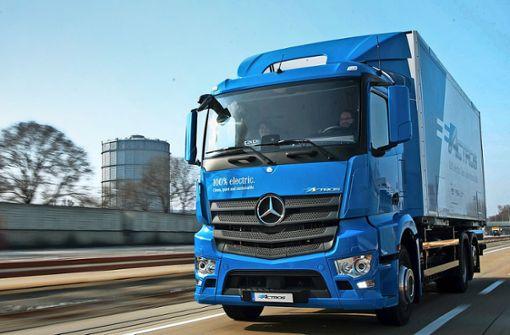 Daimler ist zurück in der Gewinnzone