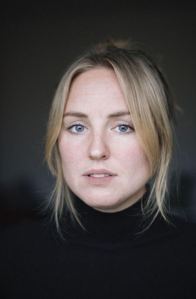 """Katinka Schuett (30)  hat in Berlin Fotografie studiert. Sie arbeitet  freiberuflich in Berlin und Hamburg.  Ihre Ausstellung """"Cosmic Drive"""" ist bis zum 28. Juli in der vhs-Photogalerie Stuttgart zu sehen Foto: Heinrich Holtgreve"""