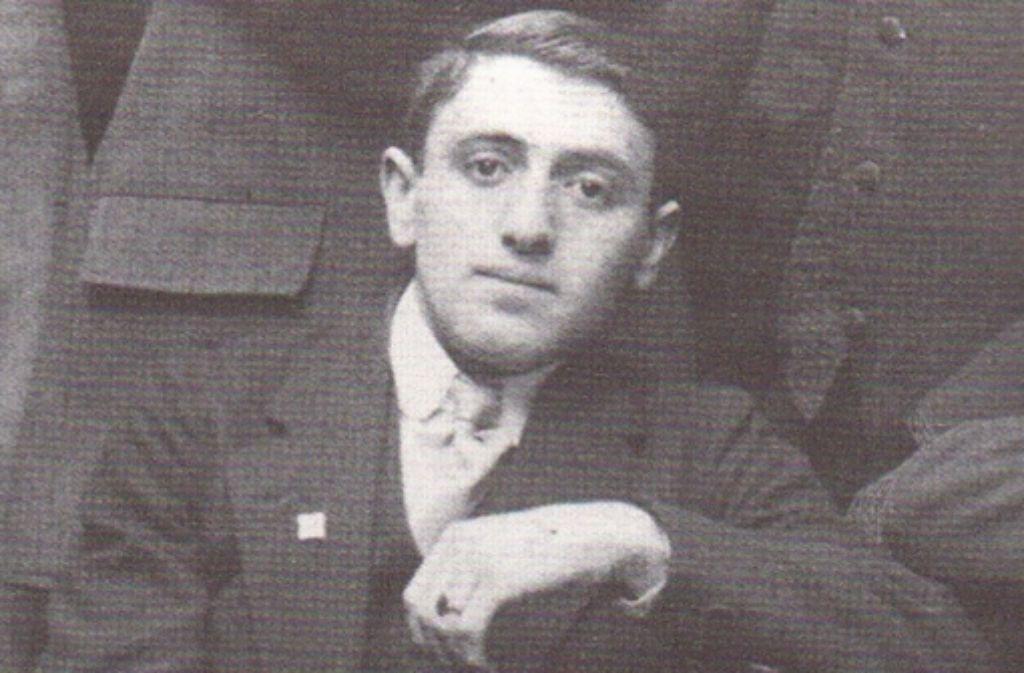 Julius Hirsch spielte einst für das DFB-Team – und wurde in Auschwitz ermordet. Foto: StZ