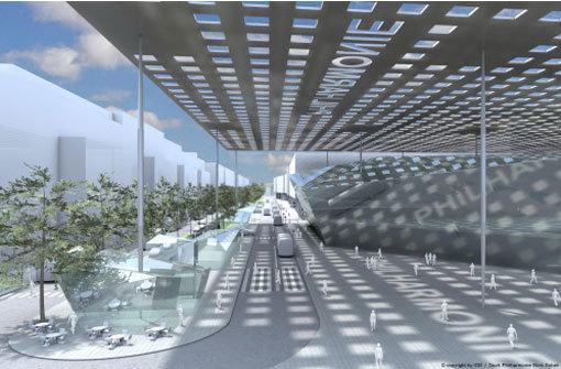 Projekt beflügelt Fantasie der Planer