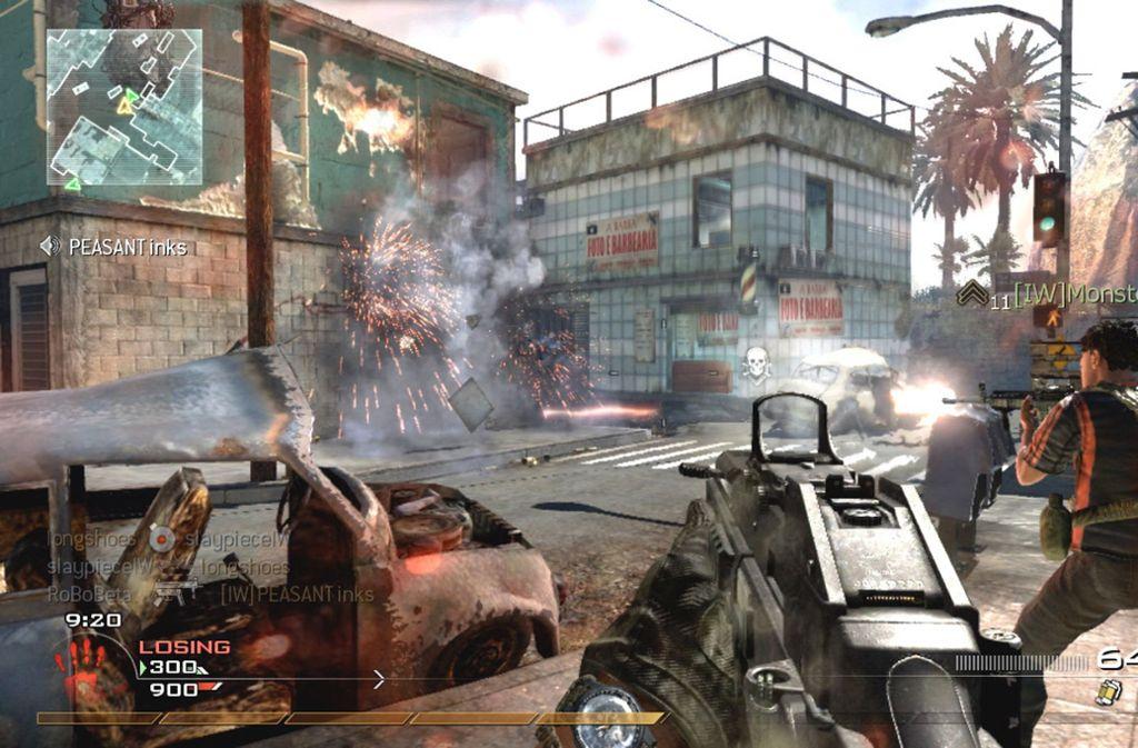 Mit Gewaltdarstellung in Videospielen wurde bisher gleich umgegangen wie mit realer Gewalt. Foto: /dpa