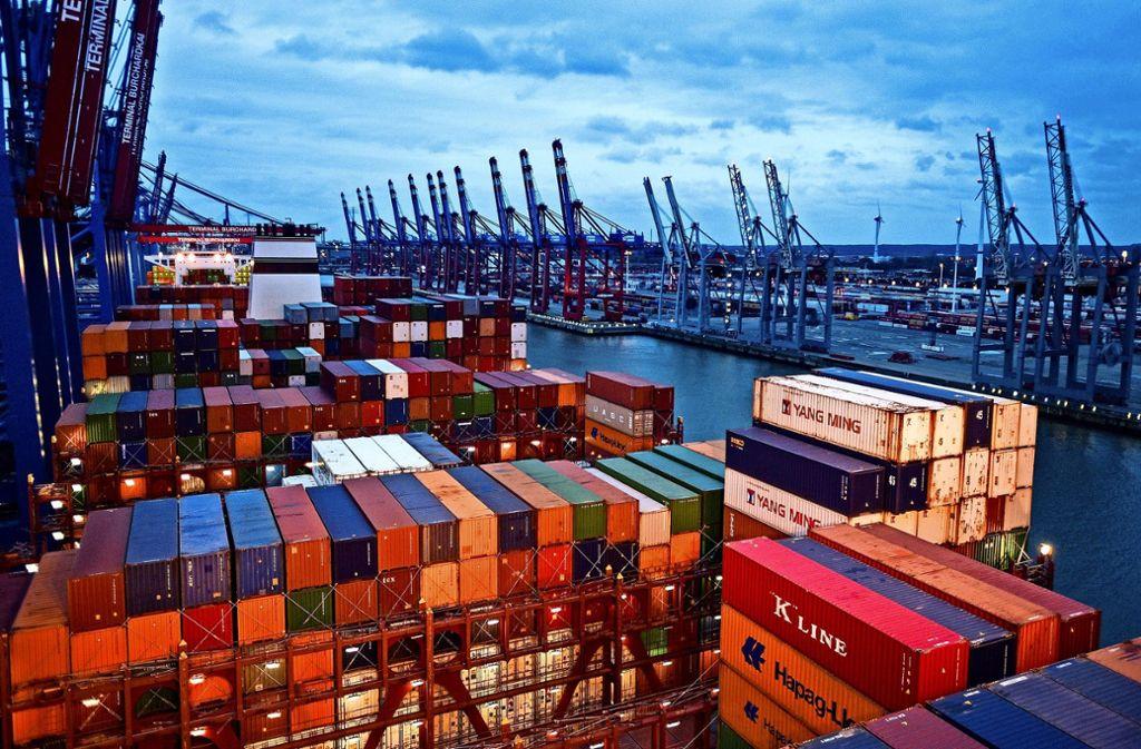 Die EU-Kommission setzt auf neue Handelsabkommen Foto: dpa