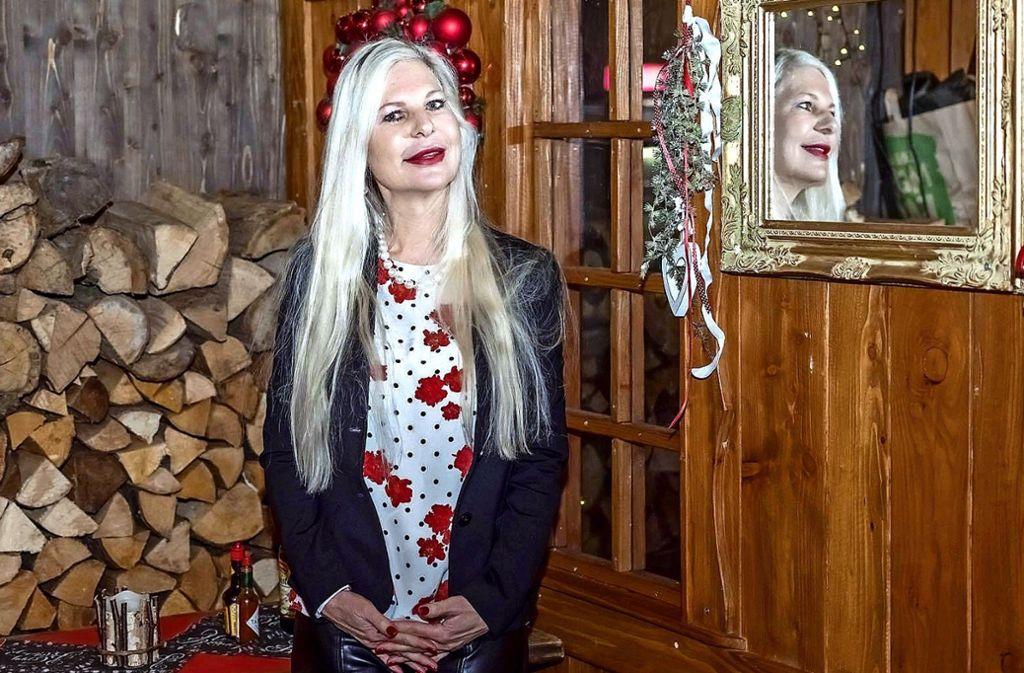 Über ihr Engagement in Südafrika hat die Stuttgarterin Heike Ellwanger ein Buch geschrieben. Es soll allen Mut machen, deren  Leben im Umbruch ist. Foto: Andreas Engelhard