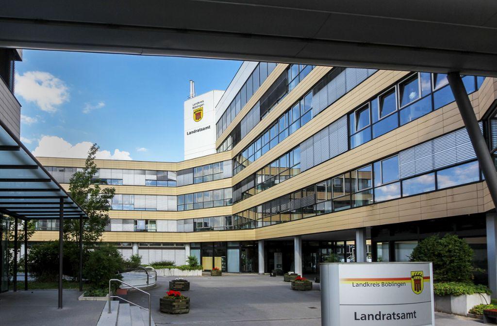 Im Landratsamt gibt es nach der Sparrunde noch 1320 Stellen. Foto: factum/Archiv