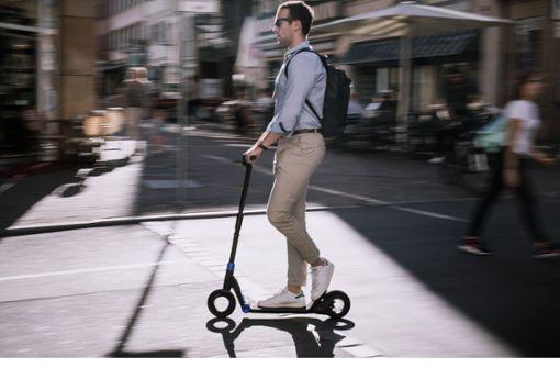 """""""Es wird einen Riesenboom bei E-Scootern geben"""""""