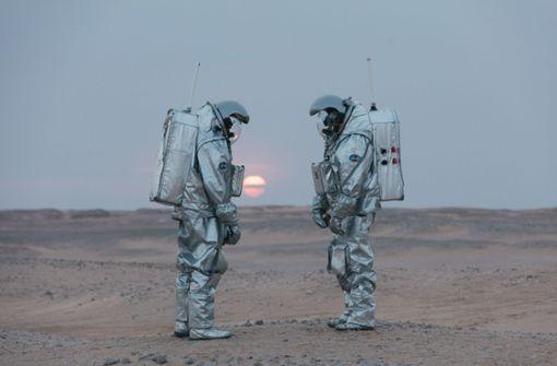 Mond, Mars, Militär: Was haben die Nationen im All vor?