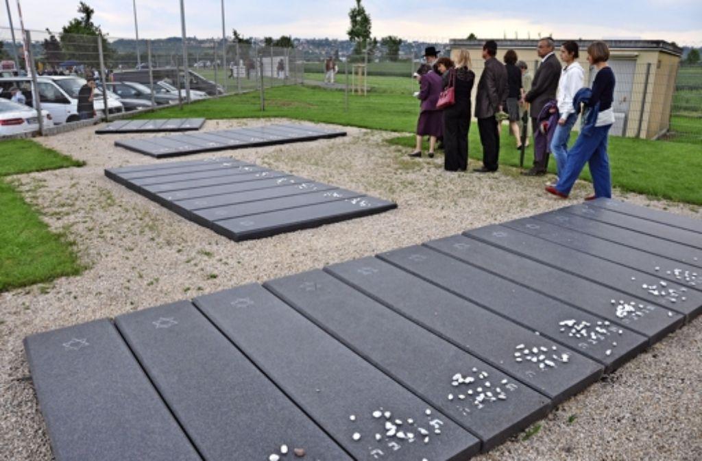 Das Gräberfeld liegt auf dem Gelände der US-Streitkräfte und ist deshalb normalerweise nicht für die Öffentlichkeit zugänglich. Foto: Leven, Norbert J.