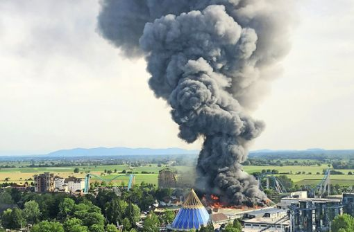 Europa-Park meldet trotz Großbrand neuen Besucherrekord