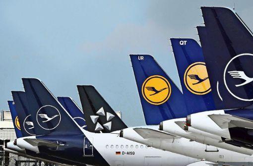 Ringen um Lufthansa-Rettung