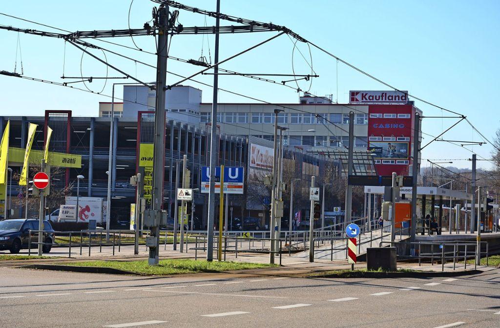 Der Bebauungsplan  für das Gewerbegebiet Aldinger Straße soll geändert werden. Foto: Janey Schumacher