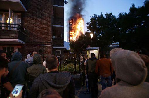 Feuerwehrchefin will nicht über Brandursache spekulieren