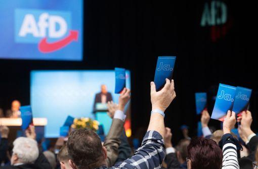 AfD findet keine Halle für Parteitag