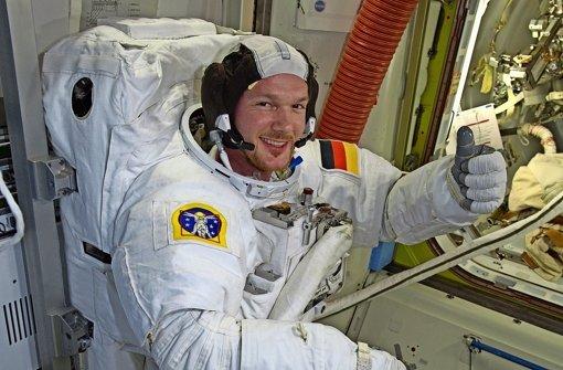 Astronaut Gerst landet am Montag