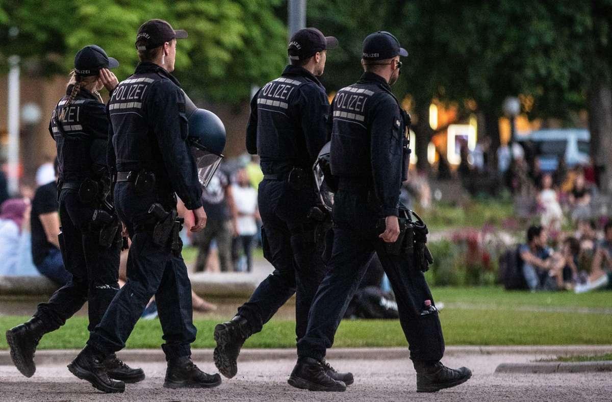 Die Abfrage der Nationalitäten bei den Eltern seien polizeilicher Standard, sagte der Polizeigewerkschafter Rainer Wendt demMDR amMontag. Foto: dpa/Christoph Schmidt