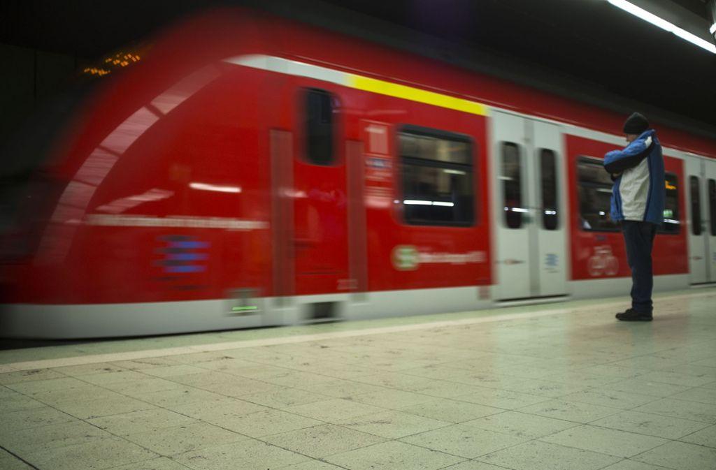 Der Kauf der S-Bahnen ist ein wichtiger Bestandteil des Etatentwurfs des Verbands Region Stuttgart. Foto: Lichtgut/Leif Piechowski