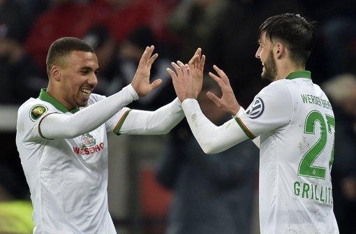 Werder steht nun im DFB-Pokal-Halbfinale