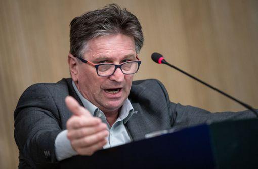 """FDP sieht Manfred Lucha als """"Minister auf Abruf"""""""