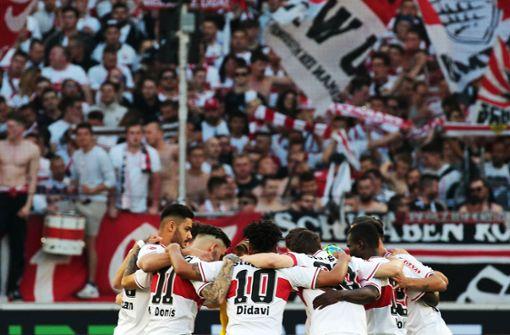 Wie sieht das neue VfB-Trikot aus?