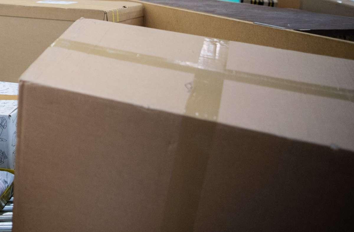 Beim Unternehmen Wockhardt ist ein verdächtiges Paket entdeckt worden (Symbolbild). Foto: dpa/Tom Weller