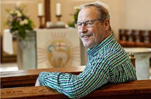 Ein Theologe mit Leib und Seele geht in Rente
