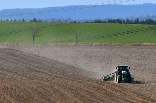 Landwirte können bald in vollem Umfang Soforthilfen beantragen