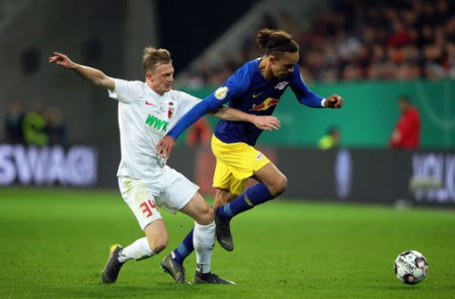 Leipzig gewinnt dank spätem Handelfmeter-Tor