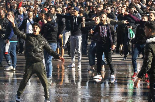 Ein Hauch von Arabischem Frühling