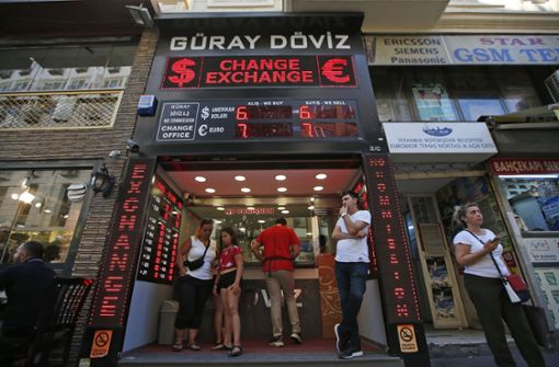 Strafzölle der Türkei –  nur eine Schauveranstaltung