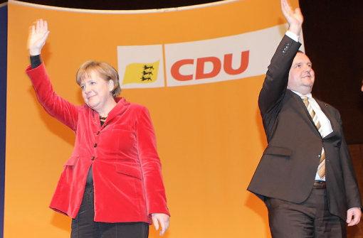 Mappus: Guttenbergs Aus belastet nicht