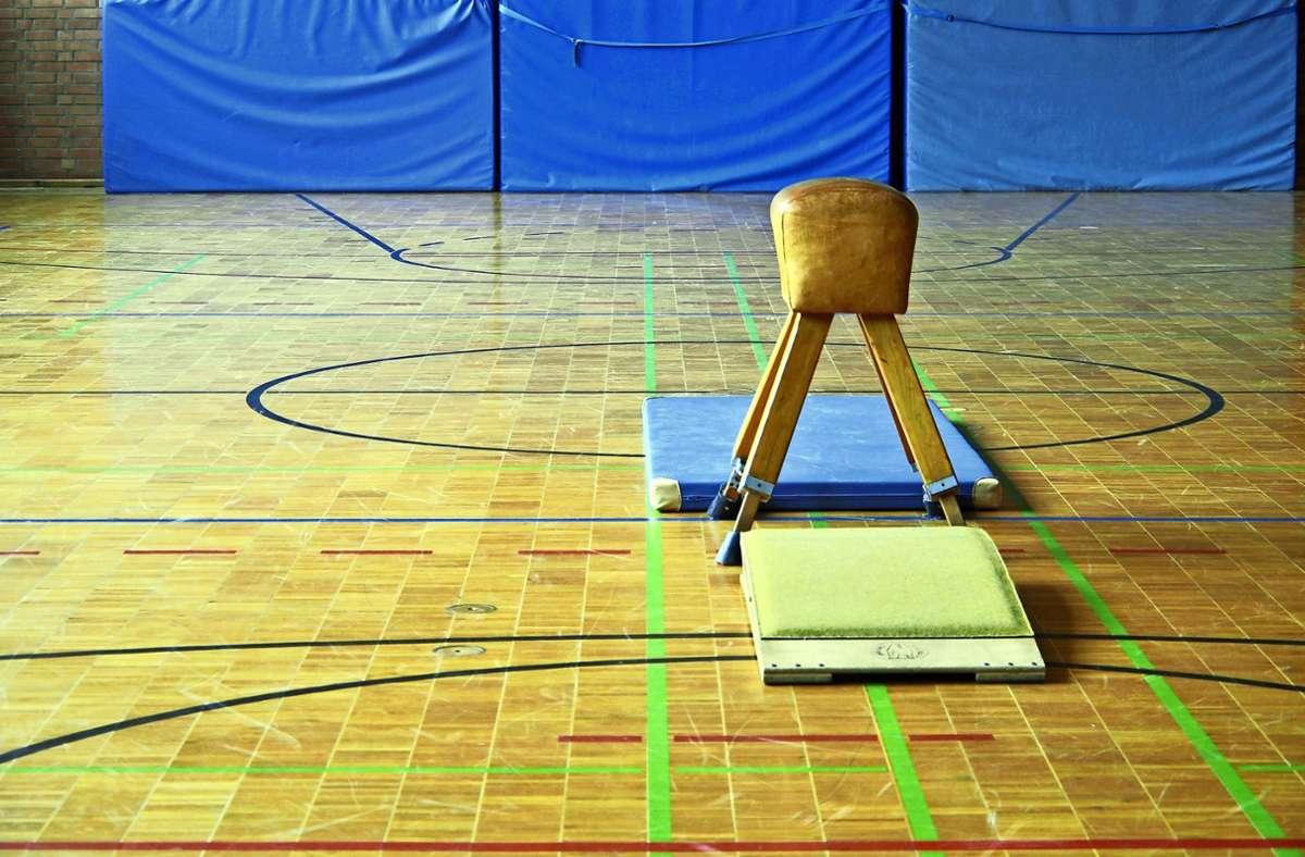 Im Bildungszentrum Seefälle in Filderstadt-Bonlanden bleiben die Sporthallen aktuell leer. Foto: Adobe Stock/Matthias Ott