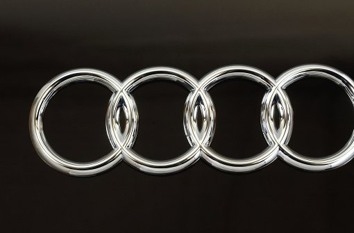 Audi RS 5 geklaut