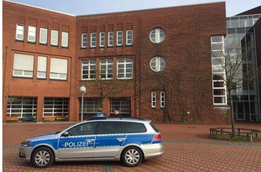17-Jähriger droht mit Gewalttat an Schule