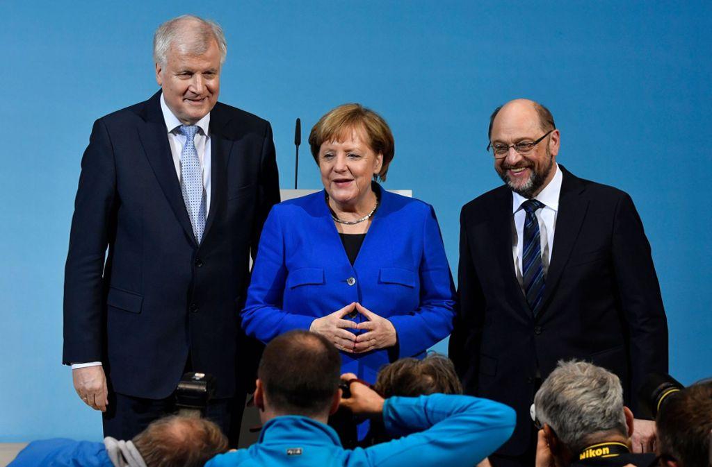 Die Koalition unter Kanzlerin Merkel wird sich den Arzt-Honoraren annehmen. Foto: AFP