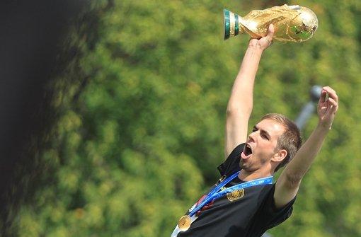 Vom VfB-Lehrling zum Weltmeister