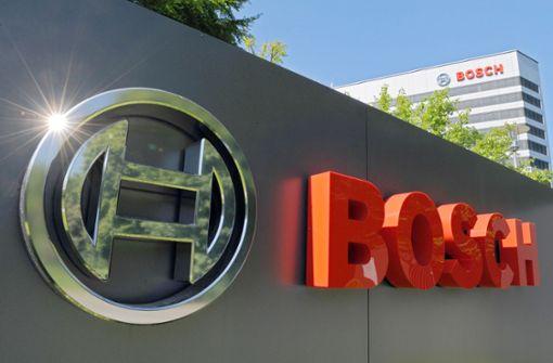 Bosch rechnet noch mit jahrelanger Durststrecke