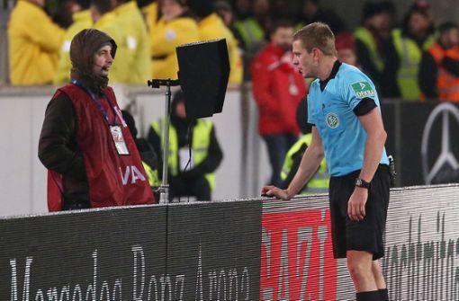 Wie der Videobeweis die Zweitliga-Saison des VfB prägt