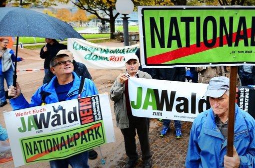 Kein Konsens über  Nationalpark