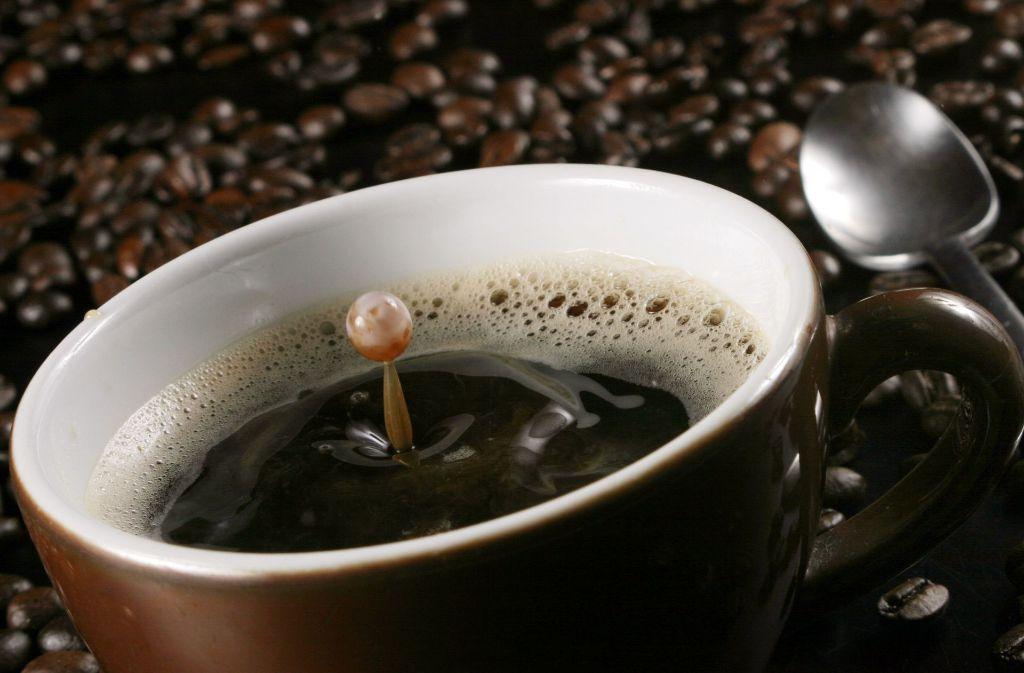 Kaffee ist bei den Deutschen beliebt. Foto: dpa