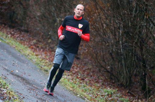 Ex-Fußballer Jürgen Trzcinski findet mit Laufen zurück ins Leben