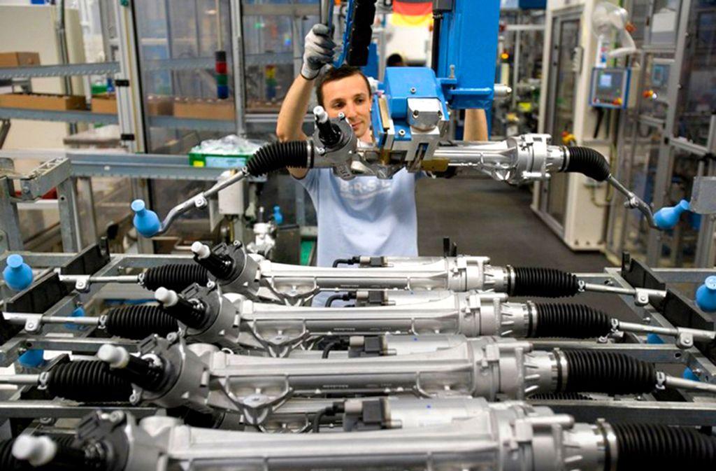 Die Beschäftigten  von Bosch-Lenksysteme  können   aufatmen. Foto: Bosch/Ulrich Baumgarten