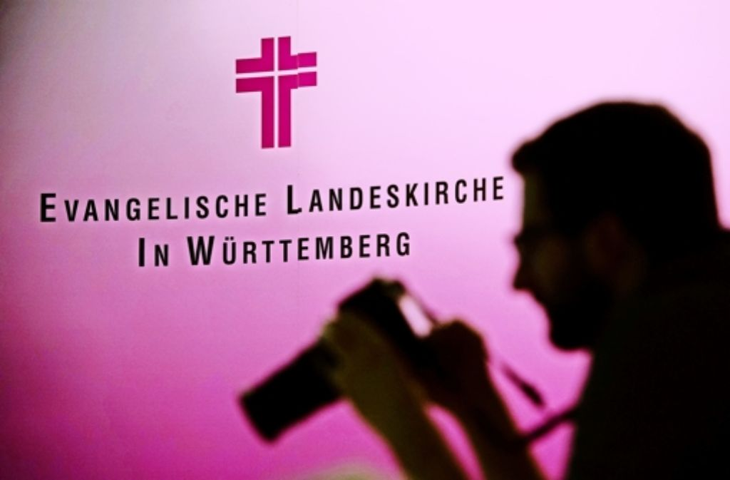 Die Landeskirche hat am frühen Montagmorgen gewählt. Zu den Gewinnern zählt die von pietistischen Kreisen getragene Lebendige Gemeinde. Foto: dpa