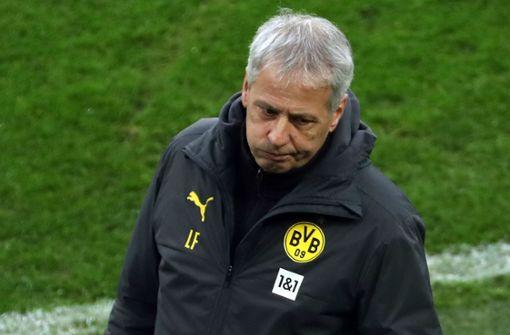 Darum muss Lucien Favre beim BVB gehen