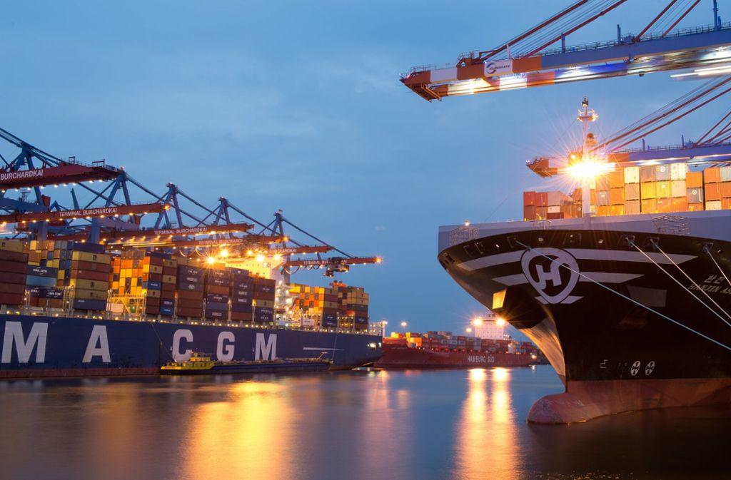 440 Kilo Kokain wurden am Hamburger Hafen entdeckt (Symbolbild). Foto: dpa