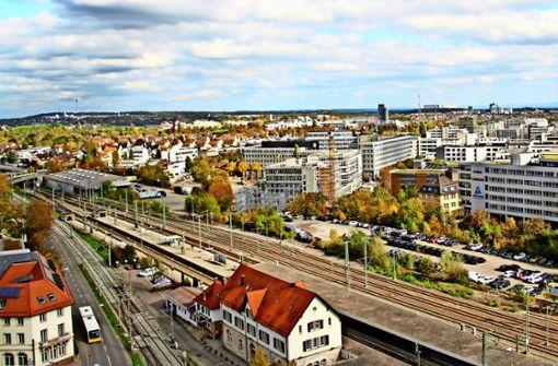 Planspiele und Perspektiven für Aurelis-Areal
