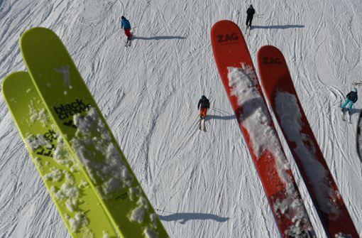 Skibranche zittert vor dem  Corona-Winter
