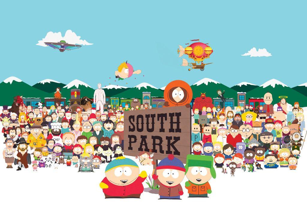 south park stan und kyle