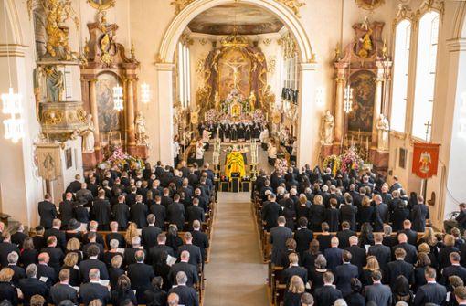 Adelshaus Württemberg ringt um die Nachfolge