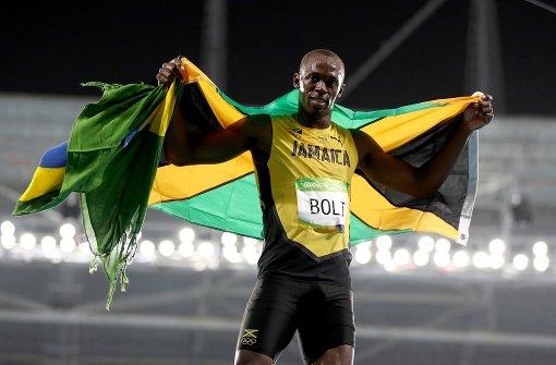 Usain Bolt oder: Wen juckt's?