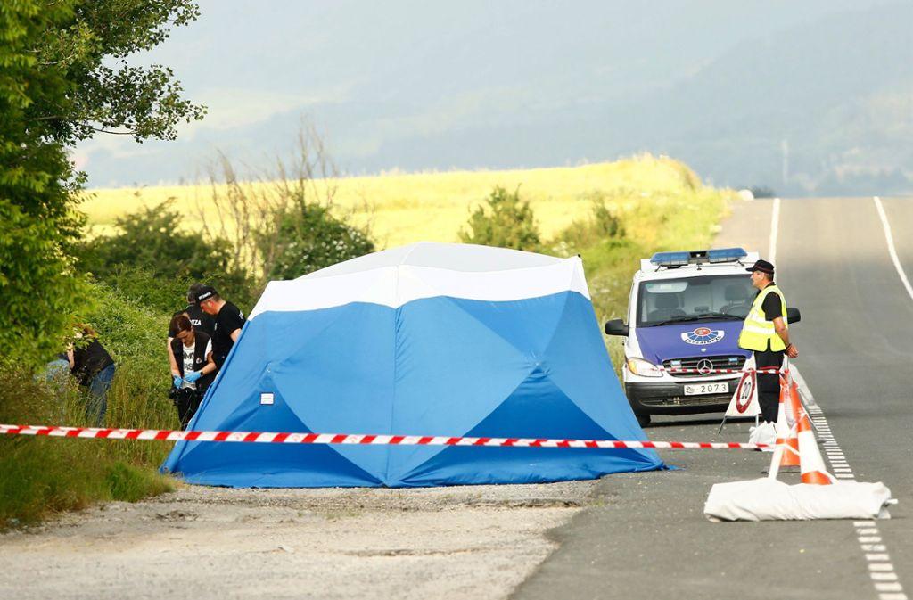 Sophias Leiche wurde im spanischen Baskenland gefunden. Foto: dpa