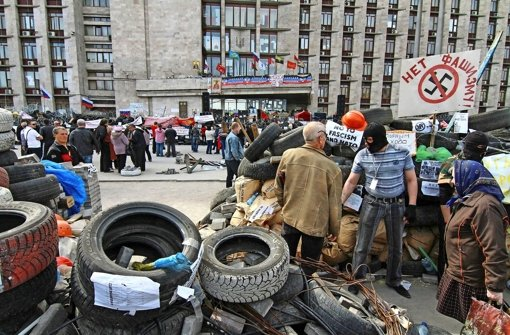 """""""Auf dem Maidan herrscht ein beklemmendes Gefühl"""""""